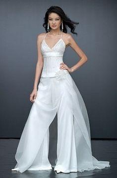 Completi pantalone sposa (Foto 11/40) | PourFemme