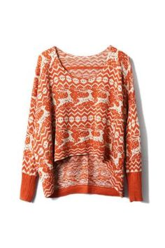Slouchy Sweaters. Want fall!