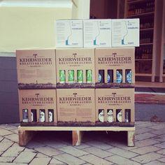 Guten Morgen #kiel. Mit neuem gutem Bier von der #kehrwieder #kreativbrauerei #hamburg #craftbeer #prototyp #shipa #ipa #ünn #frischertraum #beerlove #instabeer #beerstagram #beer #craftbeerkiel