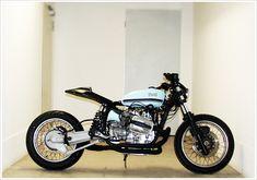 1974 BMW R75 - Krautmotors StreetTracker - Pipeburn - Purveyors of Classic Motorcycles, Cafe Racers & Custom motorbikes