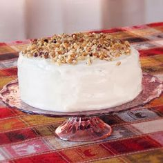 The Life & Loves of Grumpy's Honeybunch: Best Birthday Carrot Cake