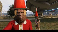 GTA 5 online selfi