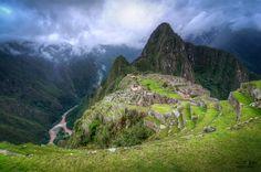 Machu Picchu by Jacob Reiter, via 500px