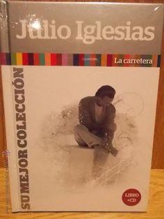 JULIO IGLESIAS. LIBRO/CD - SU MEJOR COLECCIÓN. LA CARRETERA / PRECINTADO.