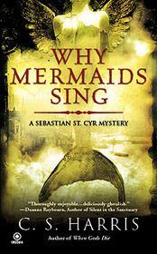 Fantastic Regency England mystery series