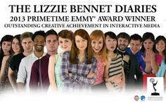 Image result for the lizzie bennet diaries