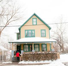 A Christmas Story House and Museum #cleveland