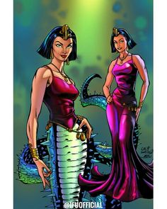 Saudangi's gorgeous art by Lalit Kumar Sharma Saudangi : An Egyptian snake-woman with tantrik powers and thorns on her body that lives in his body. Later on it was known that Saudangi was an Egyptian princess and Nagraj was a soldier in their previous birth. #superfemale #superpowers #superhuman #snakewoman #witchcraft #monster #demon #villain #ifu #ifuofficial #keepsupporting #keepintouch #snake # #nagraj #visarpi #saudangi #rajcomics Hindi Comics, Super Powers, Witchcraft, Art Reference, Egyptian, Birth, Snake, Disney Characters, Fictional Characters