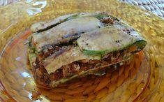 Εύκολα και ιδιαίτερα, γευστικά λαζάνια από κολοκύθια γεμιστά με λαχανικά και λάιτ κρέμα. Ένα απροσδόκητο ανοιξιάτικο και καλοκαιρινό πιάτο. Sandwiches, Food, Essen, Meals, Paninis, Yemek, Eten