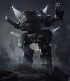 "Mobile game ""Walking War Robots"" (PIXONIC) Role: Art Director/technical art director Modeling, texturing, assembling, robot rigging and animation. Cool Robots, Robots For Kids, Cool Ninja Wallpapers, Robot Images, Robot Wallpaper, Battle Robots, Futuristic Robot, Gundam Wallpapers, Lego War"