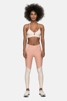 Millennial Pink Workout Clothes Shouldn't Even Surprise You at This Point