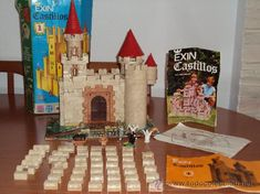 Exin Castillos #Toys #Vintage
