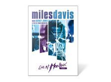 DVD Miles Davis with Quincy Jones & The Evans Orchestra - Live At Montreux 1991 Montreux Jazz Festival, Quincy Jones, Miles Davis, Orchestra, Evans, Live, Shop, Store