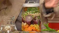 Lecker: eingelegtes Gemüse