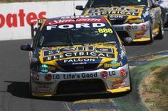 2006 Winners Craig Lowndes and Jamie Whincarp