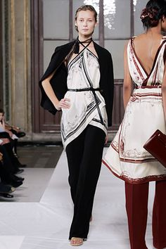 Hermès Spring 2006 Ready-to-Wear Collection Slideshow on Style.com