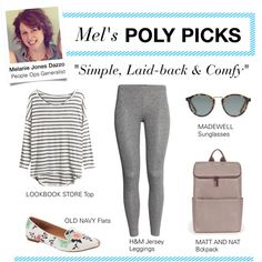 Mel's Poly Picks by polyvore on Polyvore featuring H&M, Old Navy and Madewell