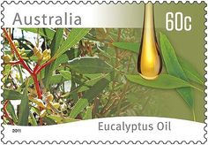 When the stamp is rubbed the aroma is released, giving consumers the unique sensory experience of the Australian bush.