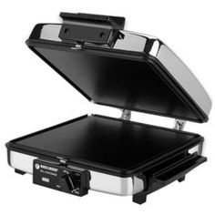 This is one versatile product from Black and Decker for your kitchen. Black and Decker 3-In-1 Indoor Grill/Griddler & Waffle Maker is very handy 3-in-1 kitchen appliance like its name says. It features Grill, Griddle and Waffle Maker; they are perfect for preparing breakfast, lunch and dinner.