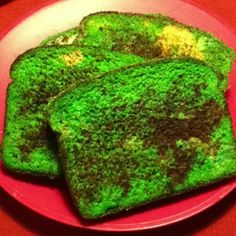 St. Patrick's Day French Toast! :)   Food