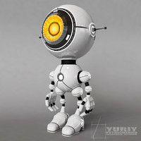 treffe und ficke Roboter