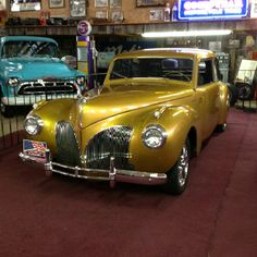 Motion Unlimited Museum and Antique Car Lot