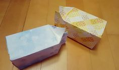 우유팩 수봉접기 :) 슈니 shu-ni