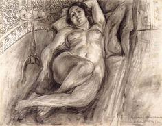 Matisse Figure Drawings
