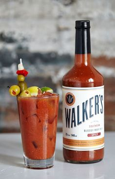 There's nothin' a little #BloodyMary can't fix. #HolidayGifts #Cocktails #ShopLocal