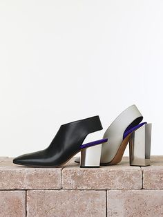 Style - Minimal + Classic: CÉLINE | Collection Chaussures Ete 2014