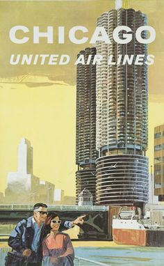 United Air Lines, Chicago
