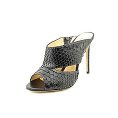 Alexandre Birman Sandalia Salto Womens Size 6 Black Leather Dress Sandals Shoes, This shoes / sandals / boots style name or model number is Sandalia Salto, The Alexandre Birman Sandalia Salto Sandals feature a Leather upper with a Open Toe. The Leather outsole lends lasting traction and wear.