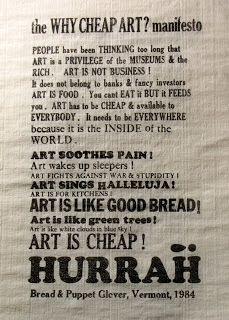 A Writer's Desk: A Century of Artists' Manifestos
