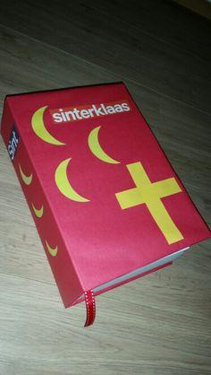 Sinterklaas surprise boek