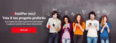 Al via la fase di voto online del concorso #NATIPER promosso da AXA Italia