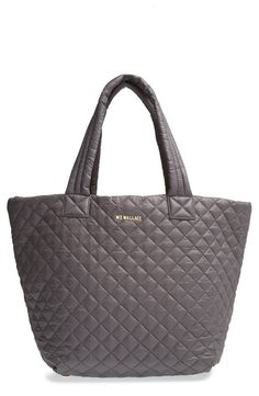 Pin for Later: 25 Chic Laptop Totes For the Girl on the Go  MZ Wallace Medium Metro' Quilted Oxford Nylon Tote ($215)