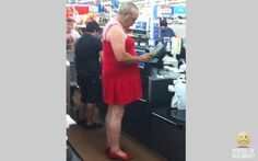Meanwhile at register 21 Walmart