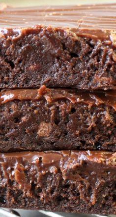 Milk Chocolate Brownie Explosion