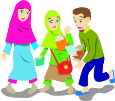 gambar kartun anak muslim Pinterest 10. and Wallpapers