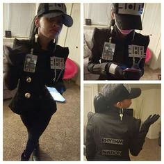 Happy Halloween from Lil Janet Jackson & Vintage Video: Janet Jackson u201cRhythm Nationu201d | Fun facts | Pinterest ...