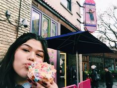 Voodoo Donuts, Outfit, Inspiration, Clothes, Biblical Inspiration, Outfits, Inhalation, Clothing