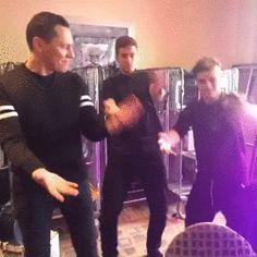 Martin Garrix and Tiësto