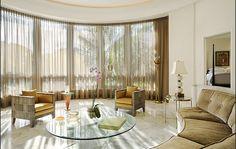 Casual Living Room Curtain Ideas 2016