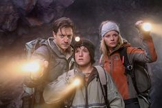 Journey to the Center of the Earth. LOVE this movie.