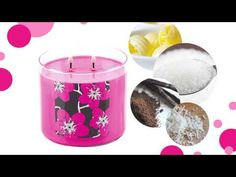 Candles for a Cause - Gold Canyon supports breast cancer research with every pink sugar cookie candle you purchase.  Get yours now at https://MicheleAdams.mygc.com