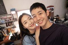 Kim go eun jung hae in tune in for love korean movie Romance Film, Drama Film, Asian Actors, Korean Actors, Jung Ji Woo, Lee Je Hoon, Korean Drama Movies, Korean Dramas, Kpop Couples