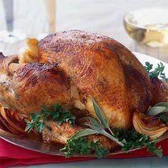 Cooking Light's Ultimate Roasted Turkey | MyRecipes.com