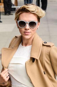 Hair Of The Week: Scarlett Johansson.