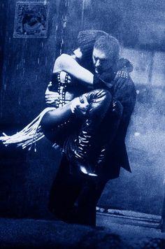 Whitney Houston & Kevin Costner in The Bodyguard (1992)