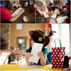 Party games for all ages. Great idea!